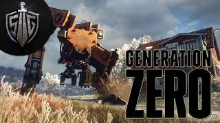 Download Alyen Robot I Generation Zero #3 Video