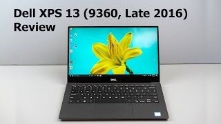 Download Dell XPS 13 (9360, Kaby Lake) Review - Still the Laptop to Beat? Video