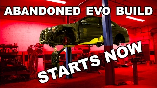 Download Abandoned Evo Build Starts Now! Video