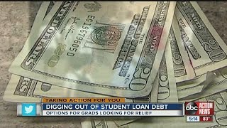 Download Digging out of student loan debt Video
