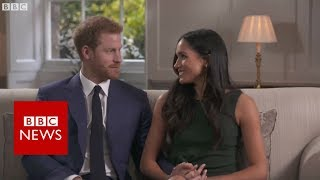 Download FULL Interview: Prince Harry and Meghan Markle - BBC News Video