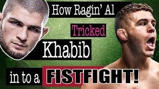 Download Khabib Nurmagomedov vs Al Iaquinta - [fighting like a BOSS] Video