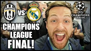 Download I GO TO THE CHAMPIONS LEAGUE FINAL! JUVENTUS VS REAL MADRID! Video