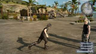 Download Final Fantasy XV playthrough pt18 - When Game Mechanics Fail Video