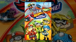 Download Team Hot Wheels: The Origin of Awesome! Video