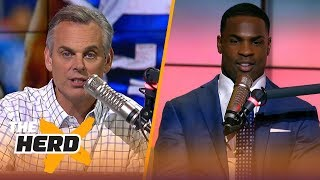 Download DeMarco Murray on his time playing for the Cowboys, expectations for Baker and more | NFL | THE HERD Video