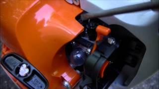 Download Stihl BG 55 Leaf Blower Muffler Mod & Carb Tuning Video