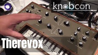Download Knobcon 2018: Therevox - Like an Ondes but more synthy Video