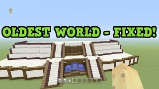 Download Minecraft Xbox One - MY FIRST WORLD IS FIXED! World Tour Video