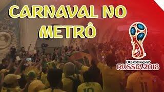 Download A Festa da Torcida: BRASIL x SÉRVIA Video