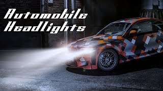 Download Photoshop Tutorial for CS6 & later: How to Turn On Automobile Headlights! Video