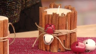 Download Learn How to Make Your Own Cinnamon Stick Candles! Video