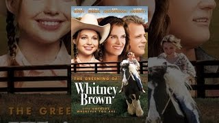 Download The Greening of Whitney Brown Video