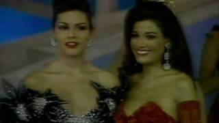 Download Miss Colombia 1992 - Crowning Moment Video