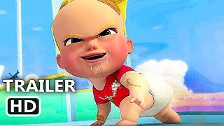 Download BOSS BABY Back in Business Trailer EXTENDED (NEW 2018) Netflix, Animation HD Video