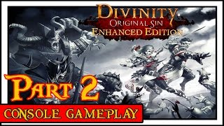 Download Divinity Original Sin Enhanced Edition: Episode 2 - A Mysterious Murder! (Console Gameplay) Video