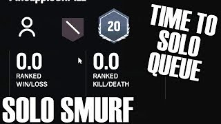 Download Solo Smurf: A New Start - Rainbow Six Siege (White Noise) Video
