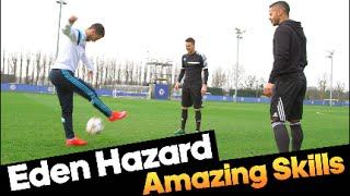 Download Eden Hazard doing amazing skills with F2Freestylers! Video