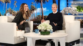 Download Sarah Jessica Parker Wants Ellen to Play Samantha in the 'Sex and the City' Movie Video