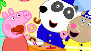Download Peppa Pig Official Channel | Peppa Pig at the Police Station 🚨 Video