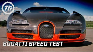 Download Bugatti Super Sport Speed Test - Top Gear - BBC Video