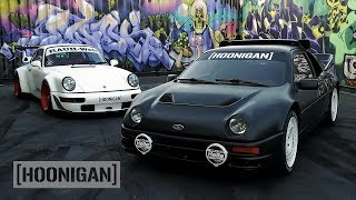 Download [HOONIGAN] DT 161: Ken Block's Dream Car – 1986 Ford RS200 Video