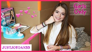 Download Girls Only Secret Box Fort / JustJordan33 Video