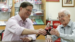 Download Coca-Cola Archivist Meets 97-Year-Old Coke Employee Video