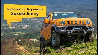 Download Avaliação do Reparador: SUZUKI JIMNY 4SPORT Video