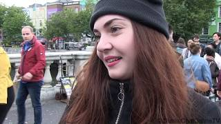 Download Irish Fears: Immigrants & immigration in Ireland 2018. Interviews on streets of Dublin. Video