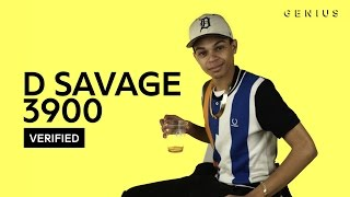 Download D Savage 3900 ″I Know II″ Official Lyrics & Meaning   Verified Video