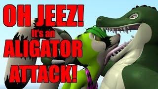 Download Altaz Alligator ate Amp! Video