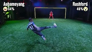 Download Aubameyang vs Rashford vs Oxlade-Chamberlaine vs Benteke vs Silva vs Icardi - Nike Strike Night Video