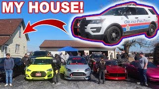 Download Cops Try Busting My House Meet Video