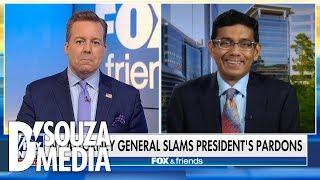 Download New York AG melts down over D'Souza pardon Video