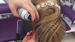 Download Gelin ve Nişan Saçı Topuz Modeli Çalışmaları 2017 Video