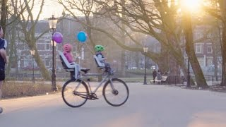 Download Introducing the self-driving bicycle in the Netherlands Video