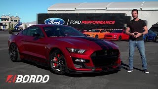 Download Ford Mustang Shelby GT500 2020 | Prueba A Bordo completa Video