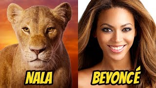 Download The Lion King (2019) ★ Actors Behind the Voices ★ Disney Movie Video