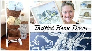 Download Thrift Haul | Home Decor Video