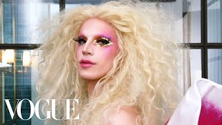 Download RuPaul's Drag Race Star Aquaria Gets Ready for Pride Week | Beauty Secrets | Vogue Video
