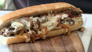 Download SoCal Cheesesteak Sandwich on the MoJoe Griddle! (Video Recipe) Video