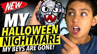 Download My Beyblade Halloween Nightmare | Scary Beyblade Battle Episode 1 Video
