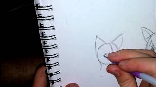 Download Another Simple Drawing Anthro/Furry Tutorial Video