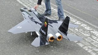 Download RC FORCED LANDING ON TARMAC RETRACT FAILURE - LARGE SCALE McDONNELL DOUGLAS F-15 EAGLE UK - 2015 Video