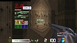 DOOM II] INNOCENCE X wad (Brutal Doom v21 mod, Ultra Violence