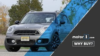 Download Why Buy? | 2018 Mini Cooper S E Countryman Review Video