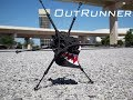 Download Meet OutRunner: The World's First Remotely Controlled Running Robot Video
