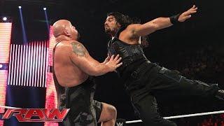 Download Roman Reigns vs. Big Show: Raw, January 5, 2015 Video