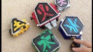 Download Power Rangers Samurai Toys Megazord Video